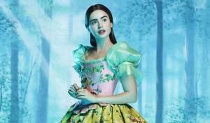 Mirror Mirror: Lily Collins (Snow White)