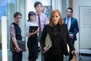 Miss Sloane: Jessica Chastain (Elizabeth Sloane)