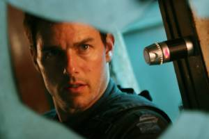 Mission: Impossible III: Tom Cruise (Ethan Hunt)