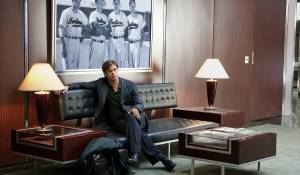 Moneyball: Brad Pitt (Billy Beane)