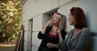 Ariane Schluter en Monic Hendrickx in Kleine IJstijd