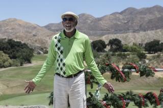 Morgan Freeman in Just Getting Started