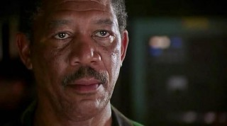 Morgan Freeman in Outbreak