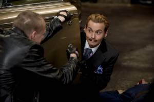 Mortdecai: Johnny Depp (Charles Mortdecai)