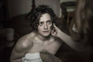 Mozart in Love: Aneurin Barnard (Wolfgang Amadeus Mozart)