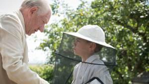 Mr. Holmes: Ian McKellen (Sherlock Holmes) en Milo Parker (Roger)