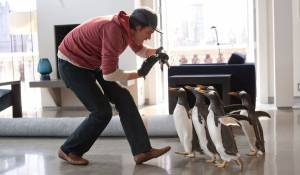 Mr. Popper's Penguins: Jim Carrey (Tom Popper)