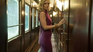 Murder on the Orient Express: Michelle Pfeiffer (Mrs. Hubbard)