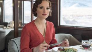 Murder on the Orient Express: Daisy Ridley (Mary Debenham)