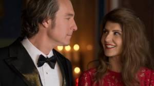 My Big Fat Greek Wedding 2: John Corbett (I) (Ian Miller) en Nia Vardalos (Toula Miller)