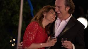 My Big Fat Greek Wedding 2: Nia Vardalos (Toula Miller) en John Corbett (I) (Ian Miller)