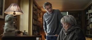 My Old Lady: Kevin Kline (Mathias Gold) en Maggie Smith (Mathilde Girard)