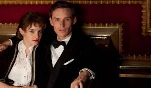 Emma Watson (Lucy) en Eddie Redmayne (Colin Clark)