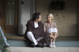 Ben Stiller en Naomi Watts in While We're Young