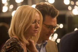 Naomi Watts en Matthew McConaughey in The Sea of Trees