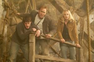 Justin Bartha, Nicolas Cage en Diane Kruger