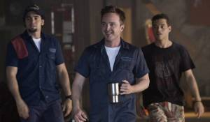 Need for Speed: Aaron Paul (Tobey Marshall) en Rami Malek (Finn)