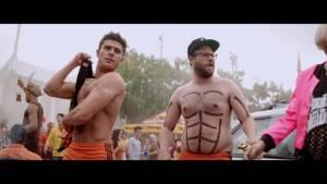Neighbors 2: Sorority Rising: Zac Efron (Teddy Sanders) en Seth Rogen (Mac Radner)