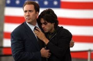 Nicolas Cage en Jared Leto in Lord of War