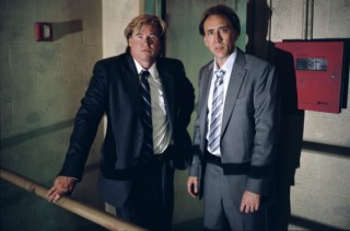 Nicolas Cage en Val Kilmer in The Bad Lieutenant: Port of Call - New Orleans