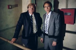 Nicolas Cage en Val Kilmer in The Bad Lieutenant: Port of Call - New Orleans
