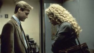 Bill Pullman en Nicole Kidman in Malice