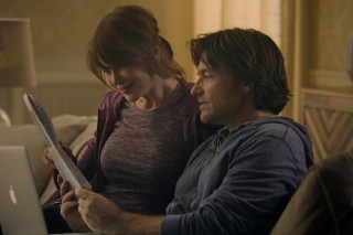 Nicole Kidman en Jason Bateman in The Family Fang