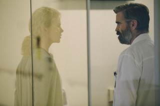 Nicole Kidman en Colin Farrell in The Killing of a Sacred Deer