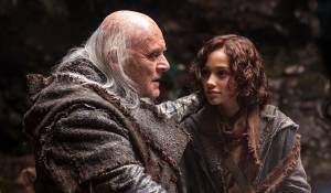 Noah: Anthony Hopkins (Methuselah) en Leo McHugh Carroll (Japheth)
