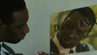 Omar Sy in Dr. Knock