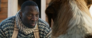 Omar Sy in The Call of the Wild