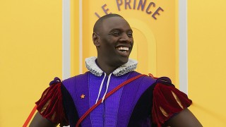Omar Sy in Le prince oublié