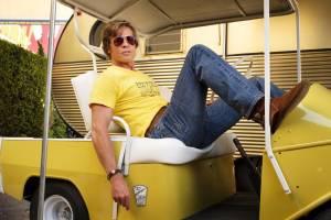 Brad Pitt (Cliff Booth)
