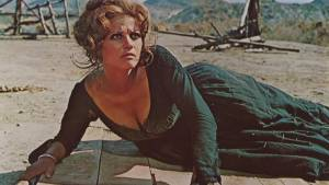 Once Upon a Time in the West: Claudia Cardinale (Jill McBain)