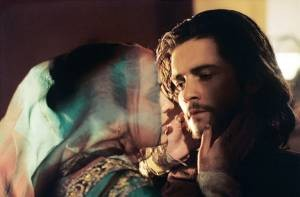 Orlando Bloom en Eva Gree in Kingdom of Heaven