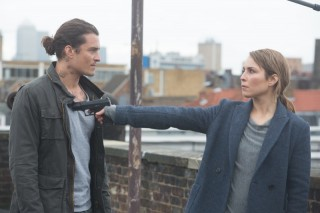 Orlando Bloom en Noomi Rapace in Unlocked