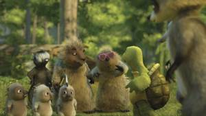 Over the Hedge (NL) filmstill