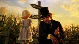 Oz: The Great and Powerful: James Franco (Oz)