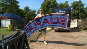 Parade filmstill