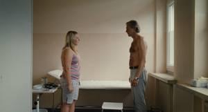 Paradies: Hoffnung: Melanie Lenz (Melanie) en Joseph Lorenz (Arzt)