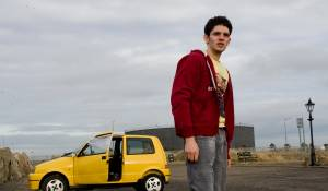 Parked: Colin Morgan (Cathal O'Regan)