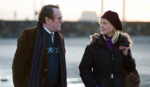 Parked: Colm Meaney (Fred Daly) en Milka Ahlroth (Juliana)