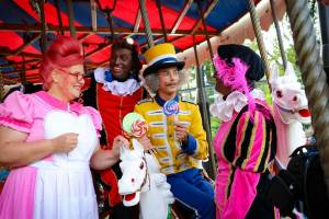 Party Piet Pablo en de Gestolen Cadeaus filmstill