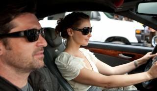 Patrick Dempsey en Ashley Judd in Flypaper