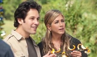 Paul Rudd en Jennifer Aniston in Wanderlust