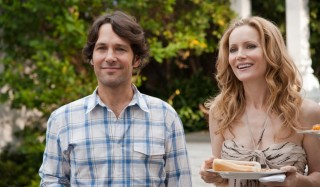 Paul Rudd en Leslie Mann in This Is 40