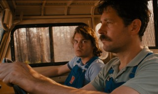 Emile Hirsch en Paul Rudd in Prince Avalanche