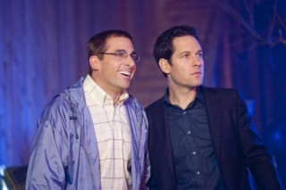 Steve Carell en Paul Rudd in Dinner for Schmucks