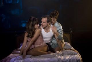 Marion Cotillard, Penélope Cruz en Daniel Day-Lewis in Nine