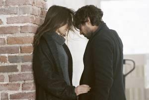 Persécution: Romain Duris (Daniel) en Charlotte Gainsbourg (Sonia)
